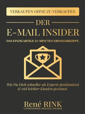 cover image of Der E-Mail Insider