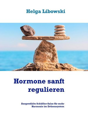 cover image of Hormone sanft regulieren