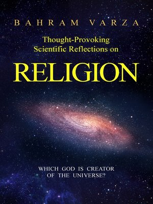 cover image of Thought-provoking Scientific Reflections on Religion