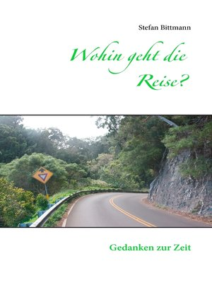 cover image of Wohin geht die Reise?