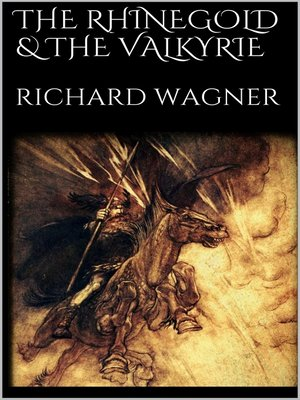 cover image of The Rhinegold & the Valkyrie