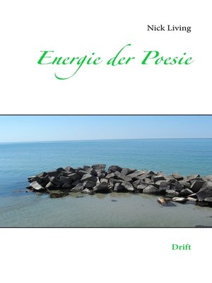 cover image of Energie der Poesie