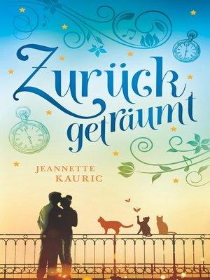 cover image of Zurückgeträumt