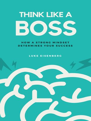cover image of Think Like a Boss