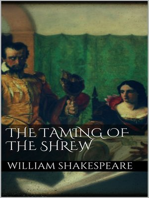 cover image of Taming of the shrew