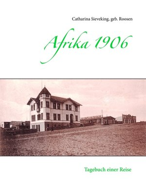 cover image of Afrika 1906