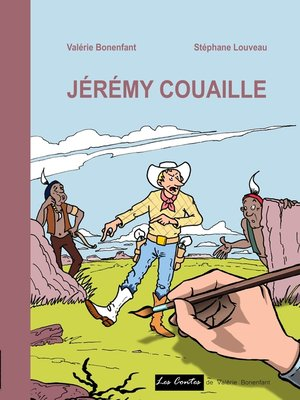 cover image of Jérémy Couaille
