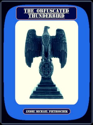 cover image of The obfuscated Thunderbird