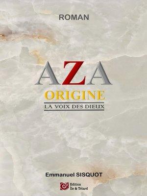 cover image of AZA Origine