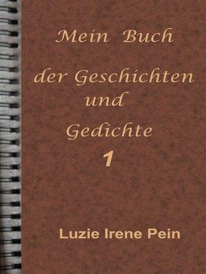 cover image of Mein Buch der Geschichten und Gedichte  1