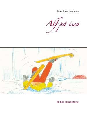 cover image of Alf på isen