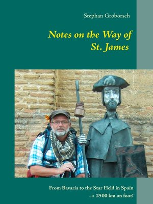 cover image of Notes on the Way of St. James