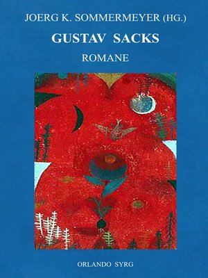 cover image of Gustav Sacks Romane
