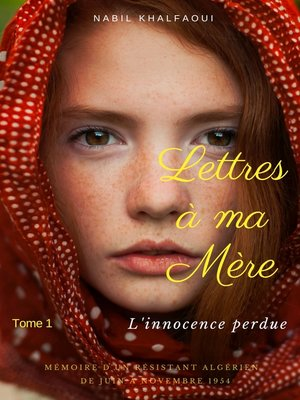 cover image of Lettres à ma mére