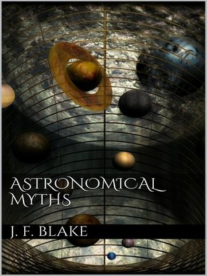cover image of Astronomical Myths