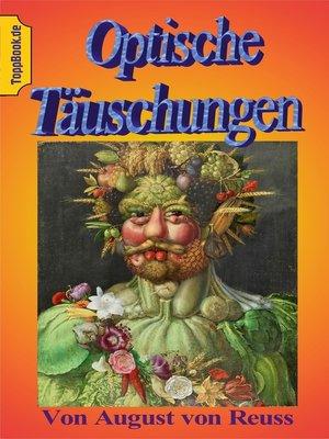 cover image of Optische Täuschungen