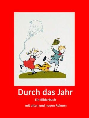 cover image of Durch das Jahr