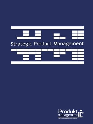 cover image of Strategic Product Management according to Open Product Management Workflow