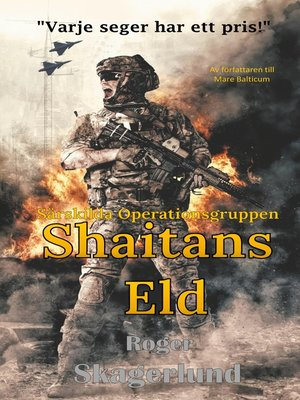 cover image of Shaitans Eld