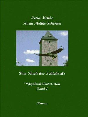 cover image of Das Buch des Schicksals