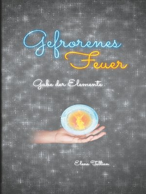 cover image of Gefrorenes Feuer