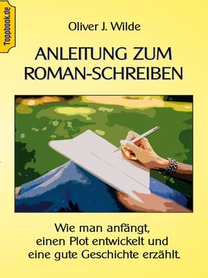 cover image of Anleitung zum Roman-Schreiben