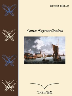 cover image of Contes Extraordinaires