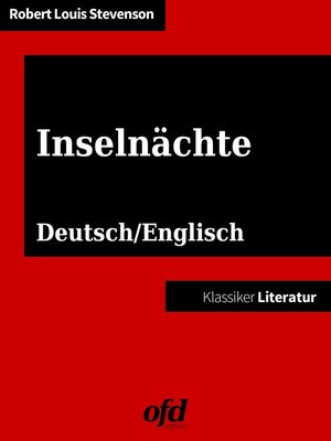 cover image of Island Nights Entertainments--Inselnächte