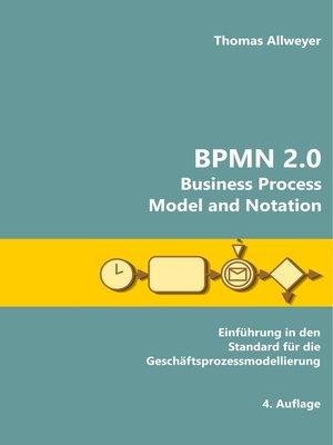 cover image of BPMN 2.0--Business Process Model and Notation