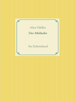 cover image of Der Mitläufer