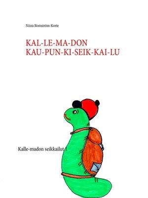 cover image of KAL-LE-MA-DON KAU-PUN-KI-SEIK-KAI-LU