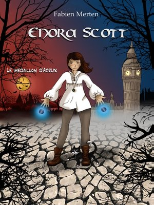 cover image of Enora Scott, le médaillon d'Acrux