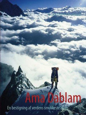 cover image of Ama Dablam