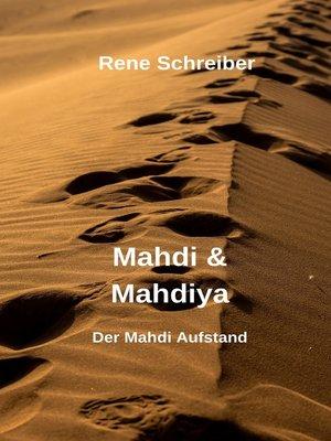 cover image of Mahdi und Mahdiya