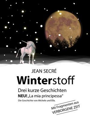 cover image of Winterstoff