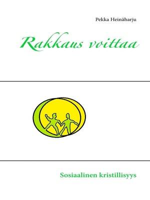 cover image of Rakkaus voittaa