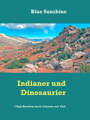 cover image of Indianer und Dinosaurier
