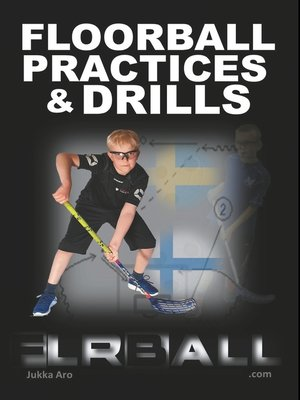 cover image of Floorball Practices and Drills