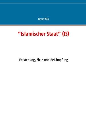 """cover image of """"Islamischer Staat"""" (IS)"""