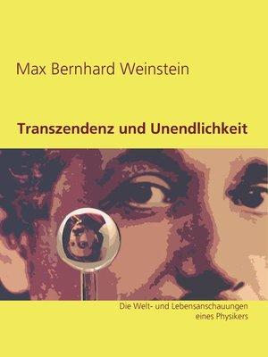 cover image of Transzendenz und Unendlichkeit