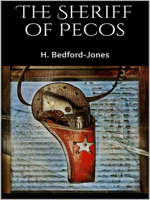 cover image of The Sheriff of Pecos