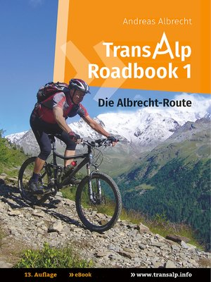 cover image of Transalp Roadbook 1--Die Albrecht-Route