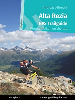 cover image of Alta Rezia GPS Trailguide