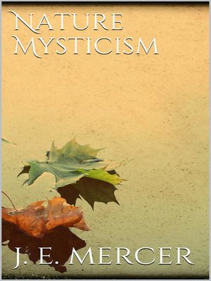 cover image of Nature Mysticism