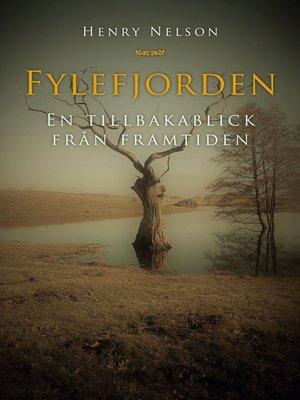 cover image of Fylefjorden