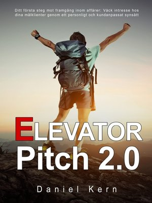 cover image of Elevator Pitch 2.0