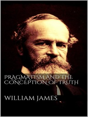 cover image of Pragmatism and the Conception of Thruth