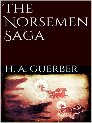cover image of The Norsemen Saga