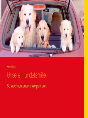 cover image of Unsere Hundefamilie