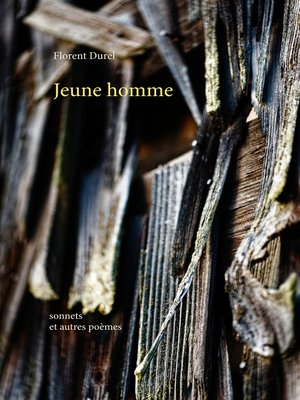 cover image of Jeune homme